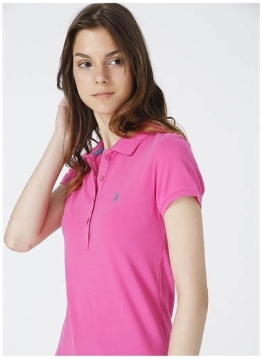 U.S. Polo Assn. U.S. Polo Assn. T-Shirt Fuşya